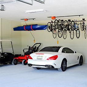 Garage Gator Gg8220 Residential Motorized Lift System Large