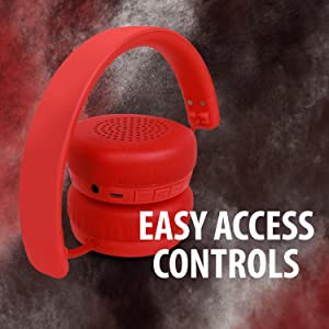 easy access controls