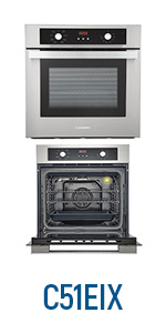 Cosmo, C51EIX, wall oven, oven, electric oven