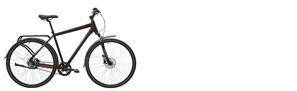 RYMEBIKES Bicicleta Trekking 28