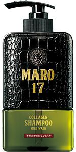 MARO17 コラーゲン シャンプー マイルドウォッシュ 350ml