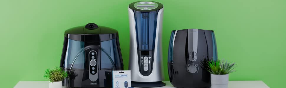 TotalComfort Humidifier Plus Warm & Cool Misting Technology
