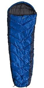 sleeping bag;trekking;lightweight;season;warm;camping;hiking;mummy;single;3 season;