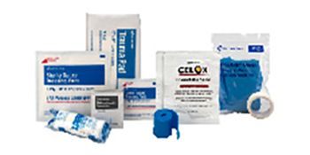 Xpress First Aid Emergency Trauma kit