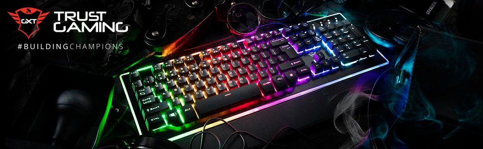 tastiera illuminata gaming