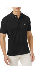 Polo Ralph Lauren Classic Fit Mesh Polo Shirt; U.S. Polo Assn. Men's classic polo shirt; polo shirt