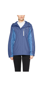 Columbia 1840501 Timothy Lake W Jacket Chaqueta impermeable Mujer Poli/éster