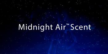 Armor All Car Air Freshener, SmokeX Smoke Elimination Technology,Rapid Odor Eliminator, Midnight AIr