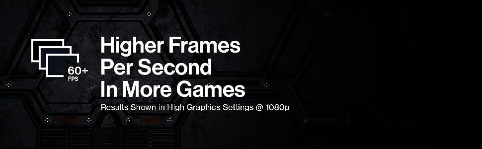 Benchmark Frames Per Second