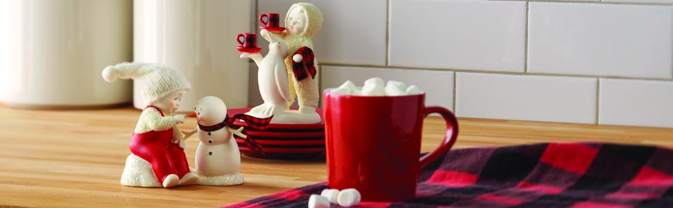 Snowbabies Christmas Memories Collection Long Image