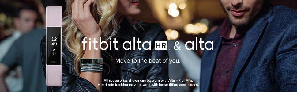 Fitbit Alta HR & Alta Accessory Bands