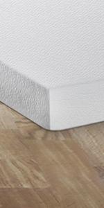try fold memory foam topper