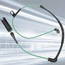 Holstein Parts Brake Wear Sensor Exact OE OEM Replacement