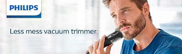 Vacuum trimmer