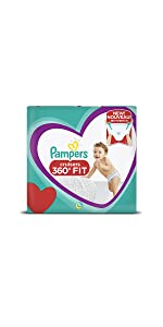 Pampers Cruisers 360˚ FIT