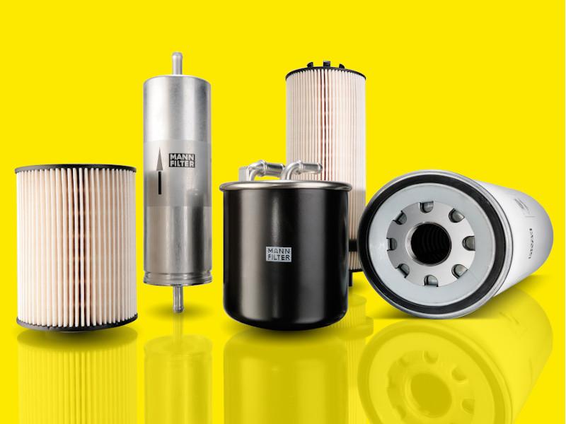 Original Mann Filter Kraftstofffilter Wk 5001 Für Pkw Auto