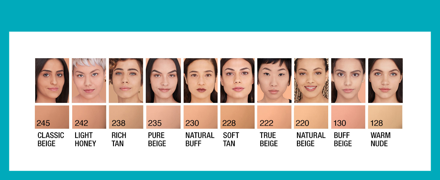 foundation for tan skin, golden skin, matte finish foundation, foundation for oily skin