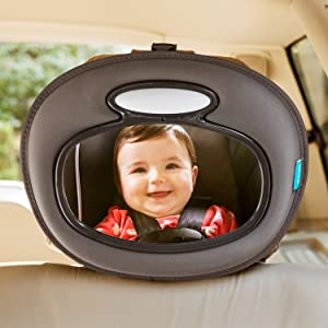 Amazon Com Brica Night Light Musical Baby In Sight Car