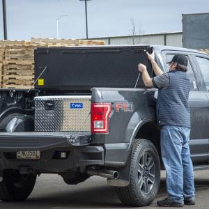 UWS Under Tonneau Chest Box Truck Bed