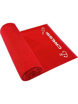 Cressi Cotton Frame Beach Towel Toalla Deportiva Adultos Unisex 90 x 180 cm