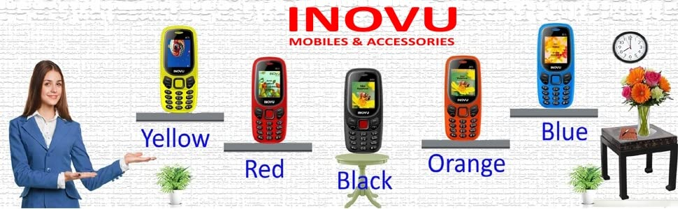 Inovu Mobiles, Feature Mobile Phone, Keypad Mobile Phone, Dual Sim phone, basic mobile phone