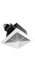 Bv Ultra Quiet 150 Cfm 2 0 Sones Bathroom Ventilation