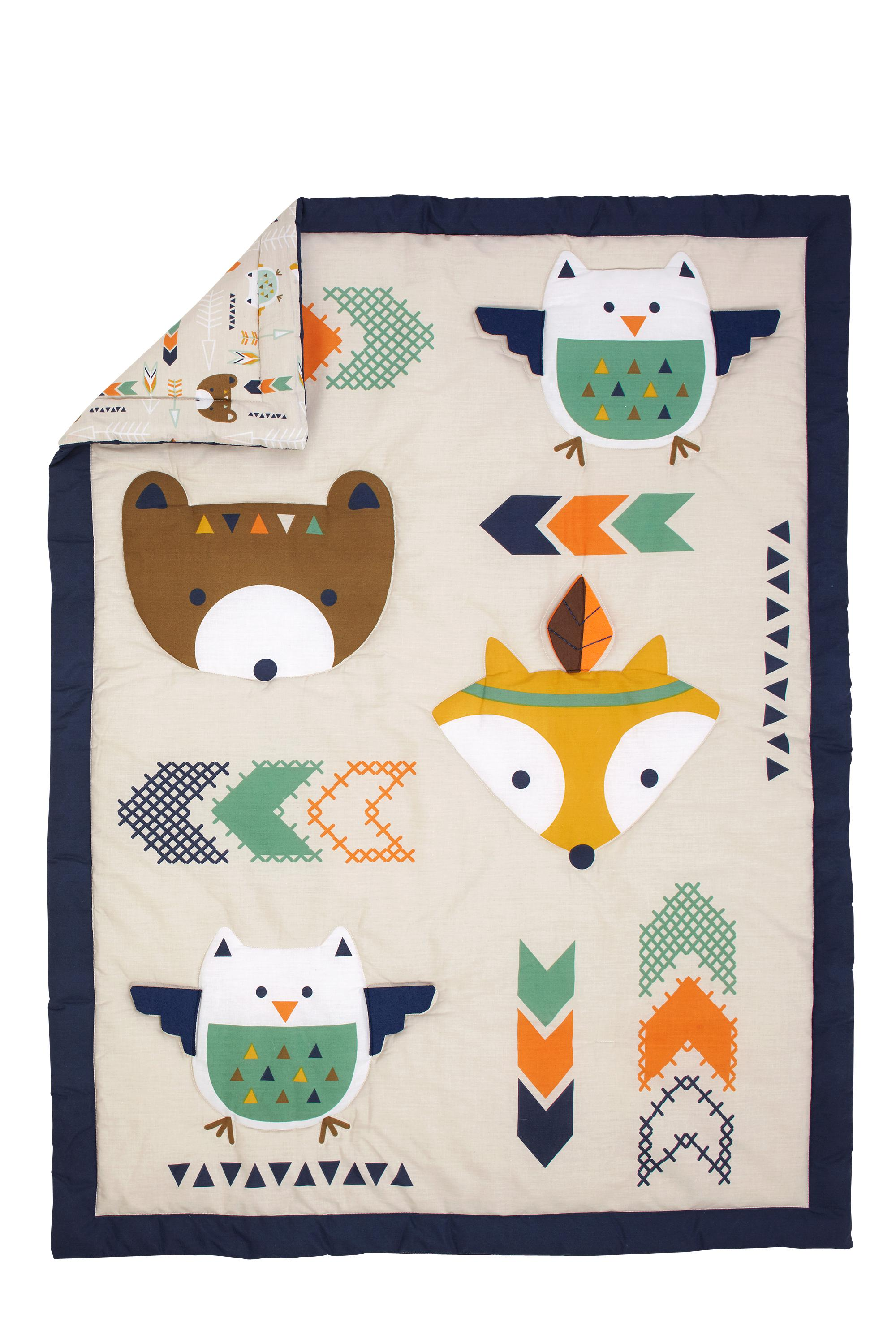 Amazon Little Love by NoJo 5 Piece forter Set Aztec Baby