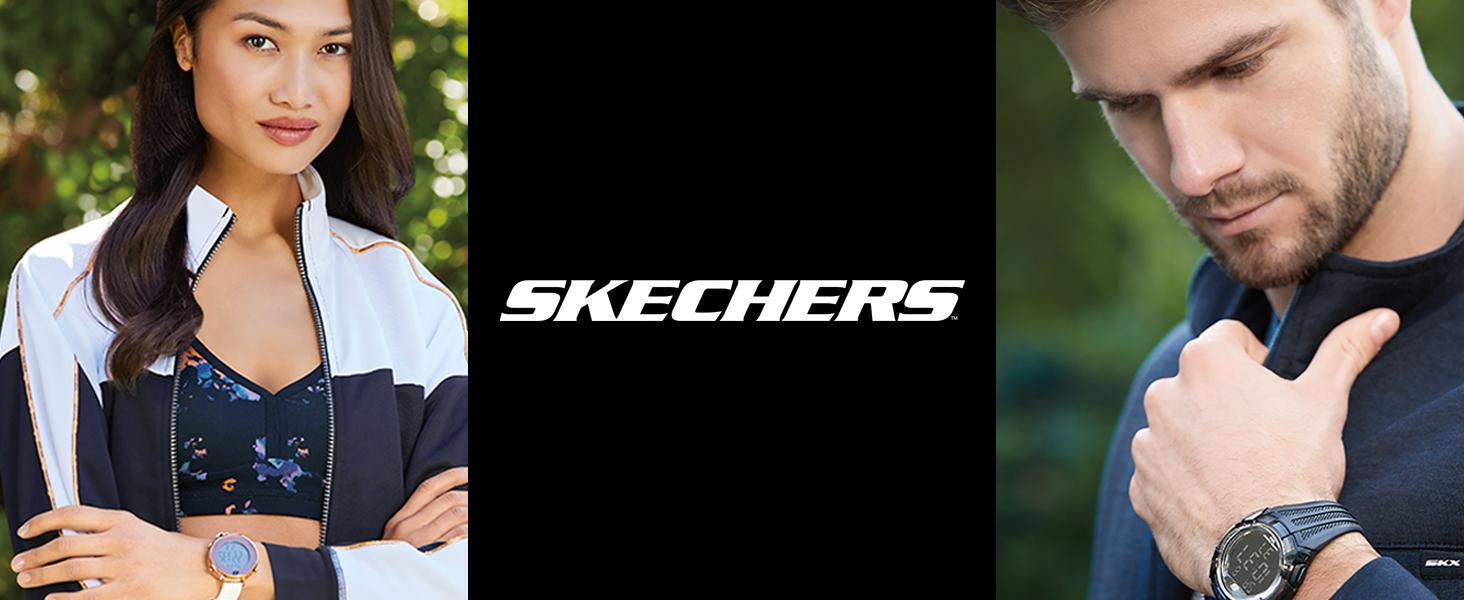 Skechers digital watch