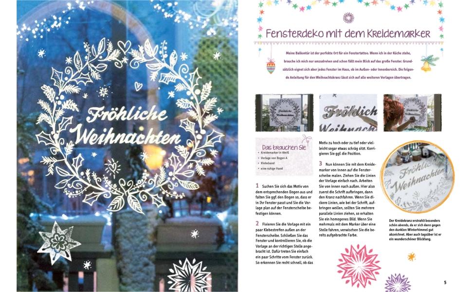 Fensterbilder Fur Weihnachten Mit Kostenlosen Vorlagen 5 10