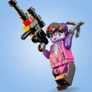 Overwatch, game, LEGO