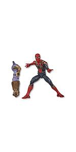 marvel legends iron spider