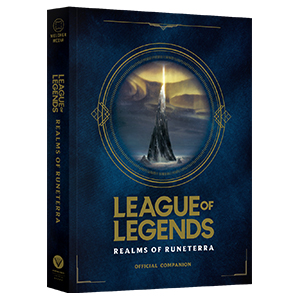League of Legends: Reinos de Runeterra + Mapa e Skin Card
