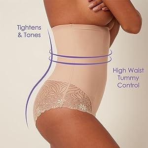 Simone Perele, Shapewear lingerie, Simone Perele shapewear, Top model, 16R774, Tummy control brief