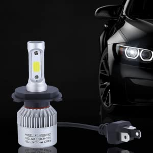 Suzec H8/H11/H16 Car LED Bulb Super Bright Headlight Kit