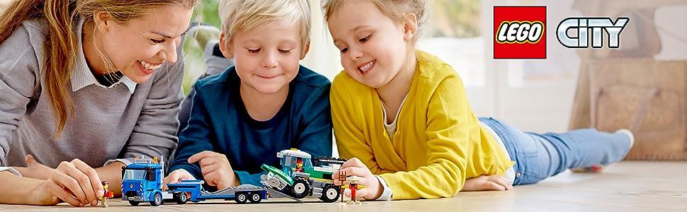 camión-transporte-cosechadora-cosechar-granjas-vehículos-carro-lego-ciudad-fantástico-vehículos
