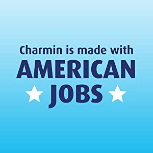 Charmin is manufactured in the USA.