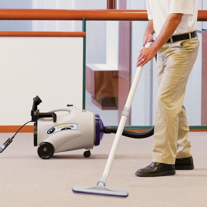 Amazon Com Proteam Commercial Canister Vacuum Cleaner
