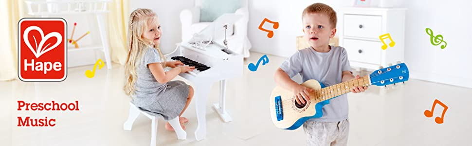 Hape Toys, Toys, Play, Music, Musical, Instruments, Wood, Kids, Preschool, Toddler, Baby