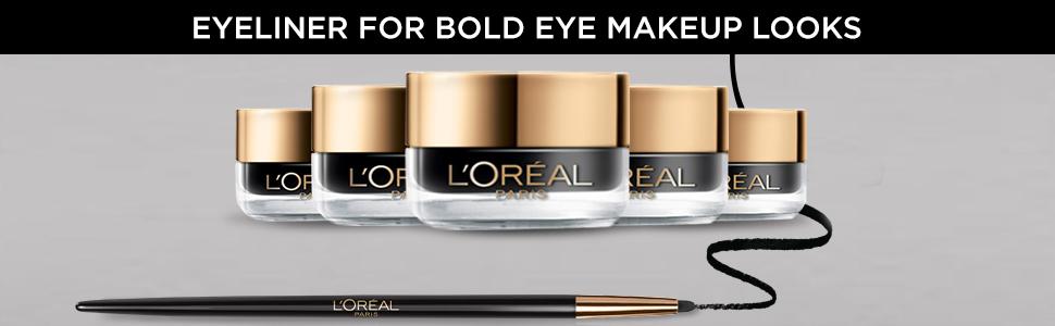 L'Oreal Paris Super Liner Gel Intenza Eyeliner, black