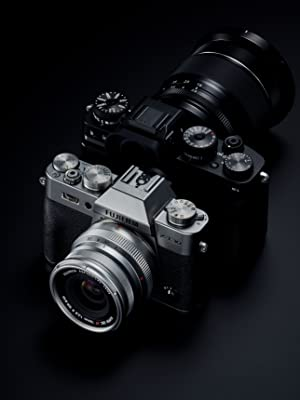 Fujifilm, X-T3, X-T30, noir, argent, black, silver, back to back, camera, retro, molette, diaphragme