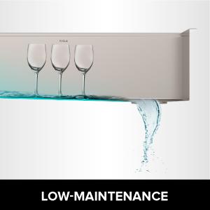 low maintenance sink