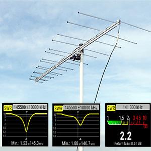 Analizador de Antena RigExpert AA-230 Zoom Bluetooth 0.1-230 ...