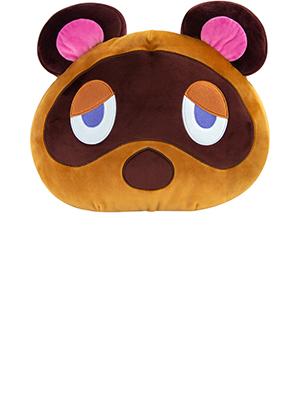 Club Mocchi Mocchi Nintendo Animal Crossing Tom Nook Plush Stuffed Toy