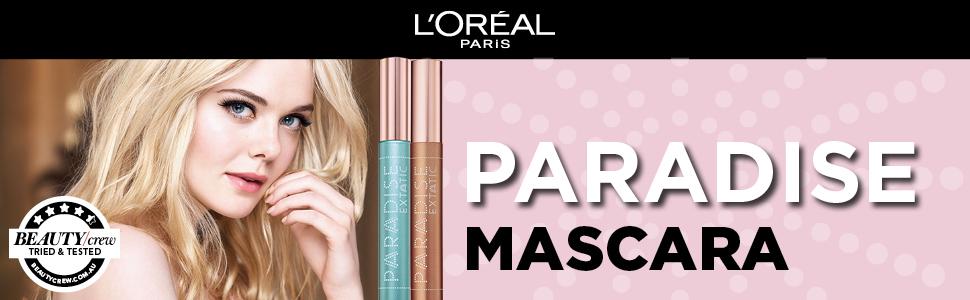 L'Oreal Paris Paradise Mascara