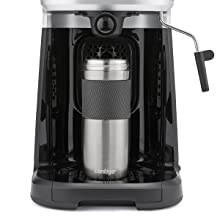 All-in-one Coffee House with travel cup