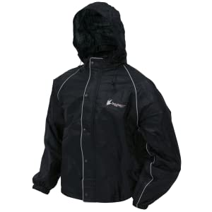 Frogg Toggs Road Toad Reflective Waterproof Rain Jacket