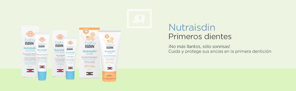 ISDIN Nutraisdin First Teeth Gel Gingival: Amazon.es