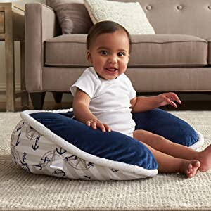 boppy pillow, boppy nursing pillow, breastfeeding pillow, tummy time, registry must have, baby