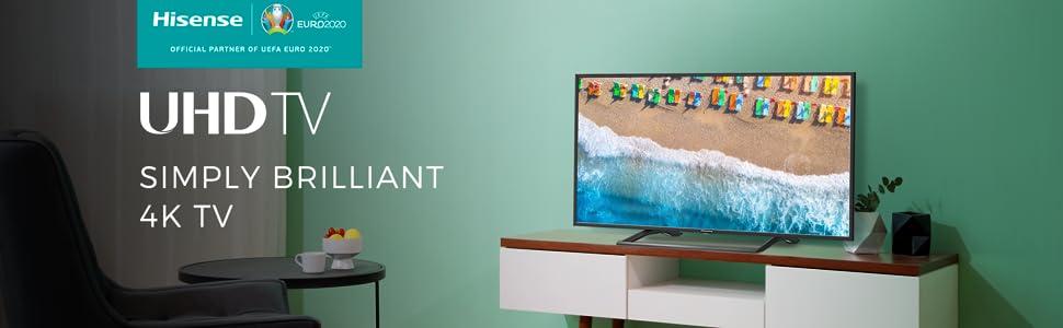 Hisense H50B7300 - Smart TV 50