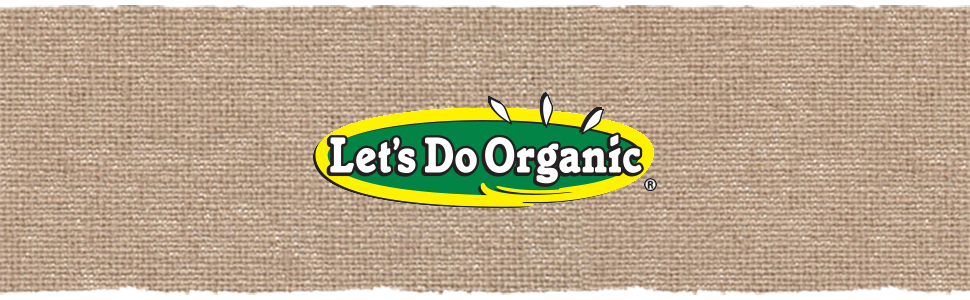 let's do organic food